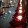 Elegáns esküvői dekoráció