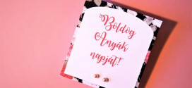 Kreatív anyák napi ajándék – nyomtatható