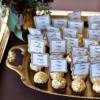 DIY esküvői ültetőkártya
