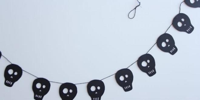 Egyszerű Halloween-ötlet