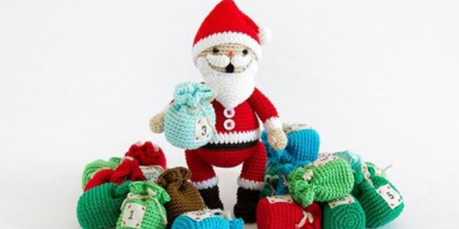 Horgolt karácsonyfadísz ötletek