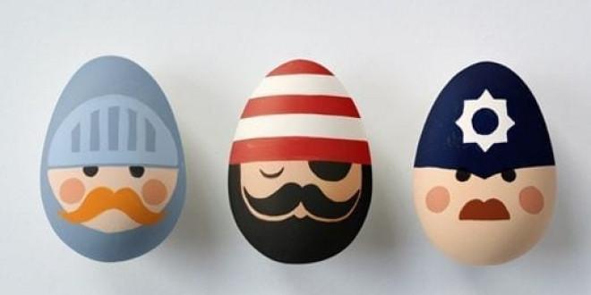 Húsvét 2015 – 15 kreatív tojás