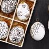 Kreatív tojásfestés – DIY videó