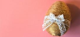 Kreatív húsvéti tojás ötlet – DIY videó