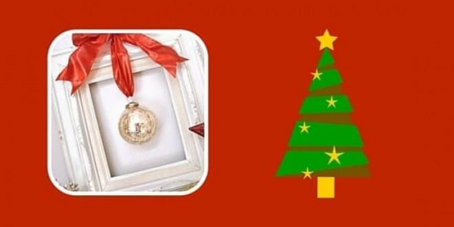 Karácsonyi dekoráció ötlet