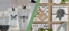 Papír újrahasznosítás