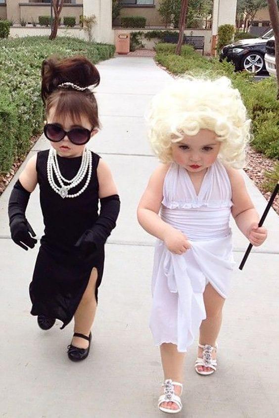 Hollywood jelmez kislányoknak
