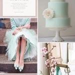 Elegáns pasztell esküvőre