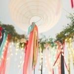 rizslámpa szalag esküvő