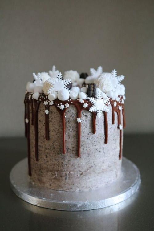 torta-karacsonyi-dekoracio