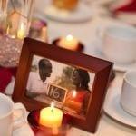 Asztali dekor tipp saját fotókból